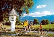Radfahren am Faakersee
