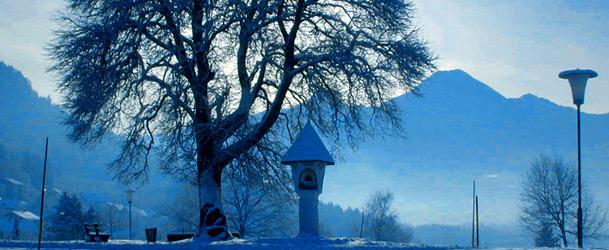 Winter im Karnerhof am Faakersee