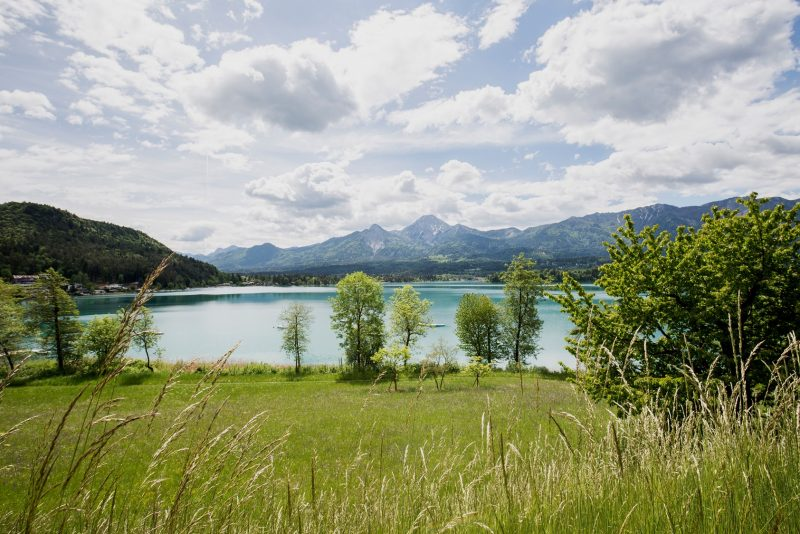Safe, relaxed holidays at Lake Faaker See
